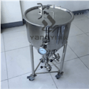 30 Liter Conical Fermenter With Wheels
