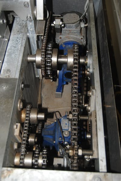 WCB Horizontal Flow Wrapper - sold by Union Standard Equipment Co