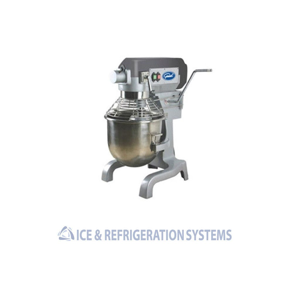General GEM 120 Mixer sold by Ice & Refrigeration Systems