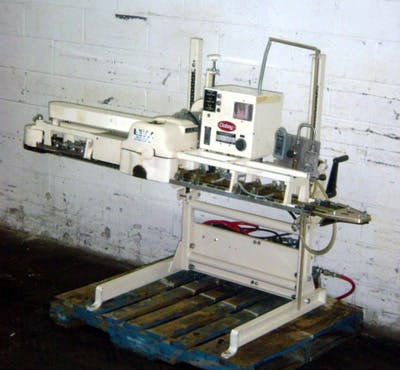 DOBOY MODEL AT BAG SEALER Bag sealer sold by Union Standard Equipment Co