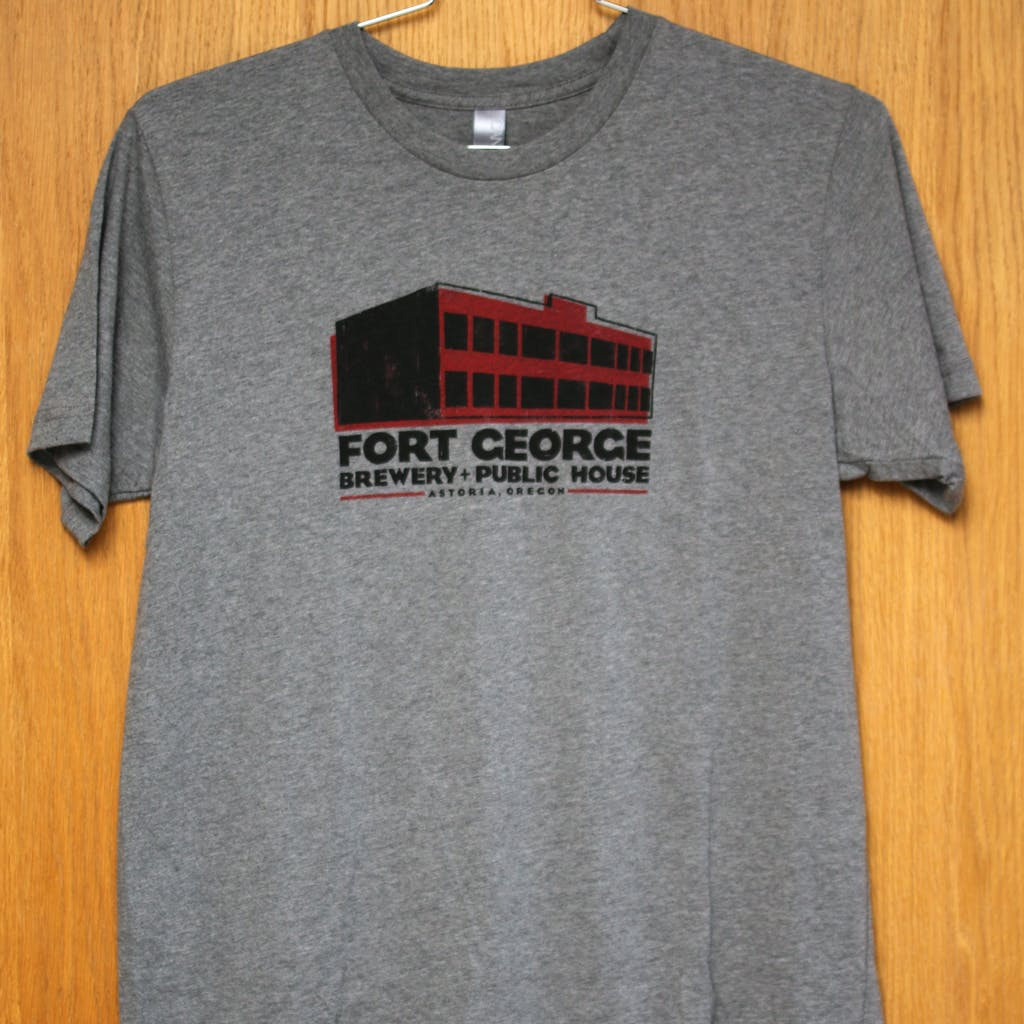 50/50 Tee - Fort George Promotional shirt sold by Brewery Outfitters