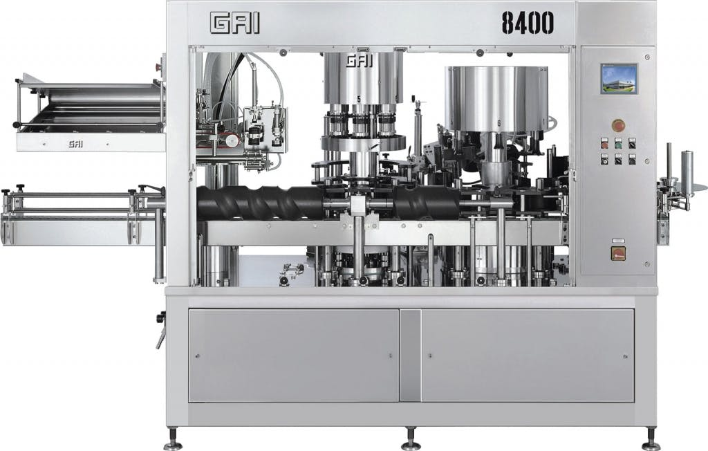GAI 8400/4M Monoblocks Monoblock sold by Prospero Equipment Corp.