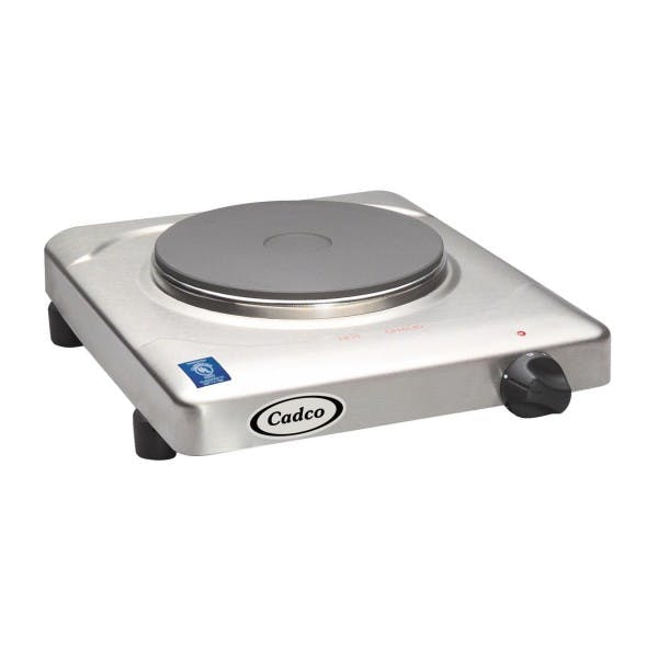 120v 1 Burner Cast Iron Portable Hot Plate