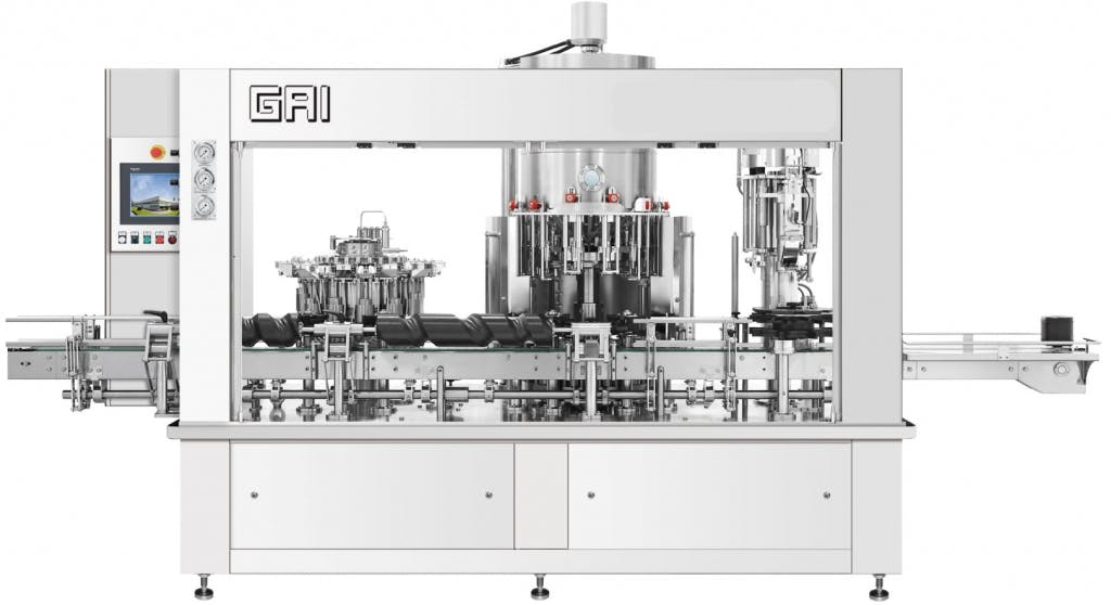 GAI 8031 RE BIER Monoblocks Monoblock sold by Prospero Equipment Corp.