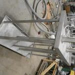 CP-1990&1991- 2 Head vertical cheese press Cheese press sold by Ullmer's Dairy Equipment