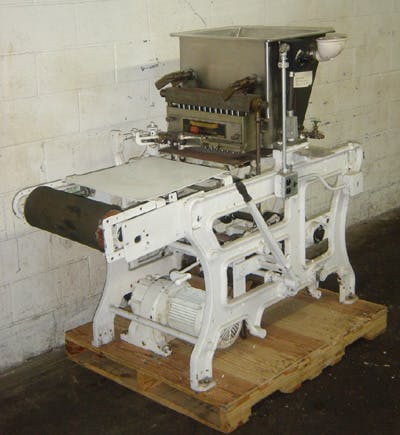NATIONAL 16'' DEPOSITOR WITH 3-ROW PUMP WITH