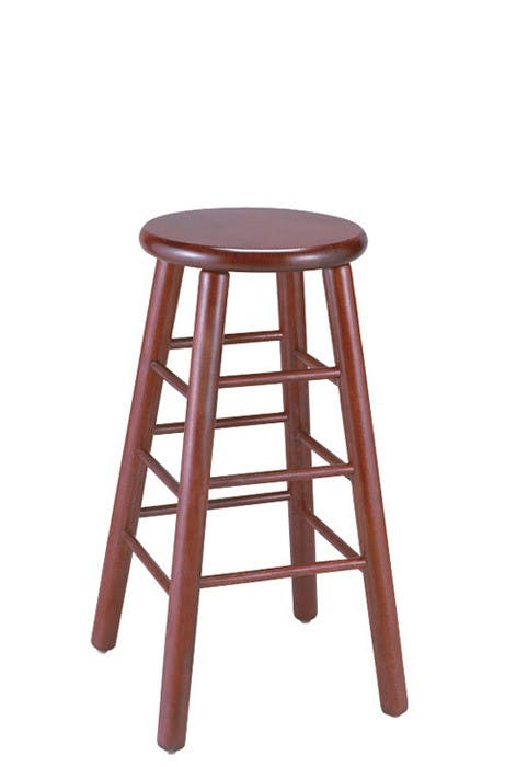 G & A Seating 115W - Demi Bar Stool (12 per Case) Barstool sold by Elite Restaurant Equipment