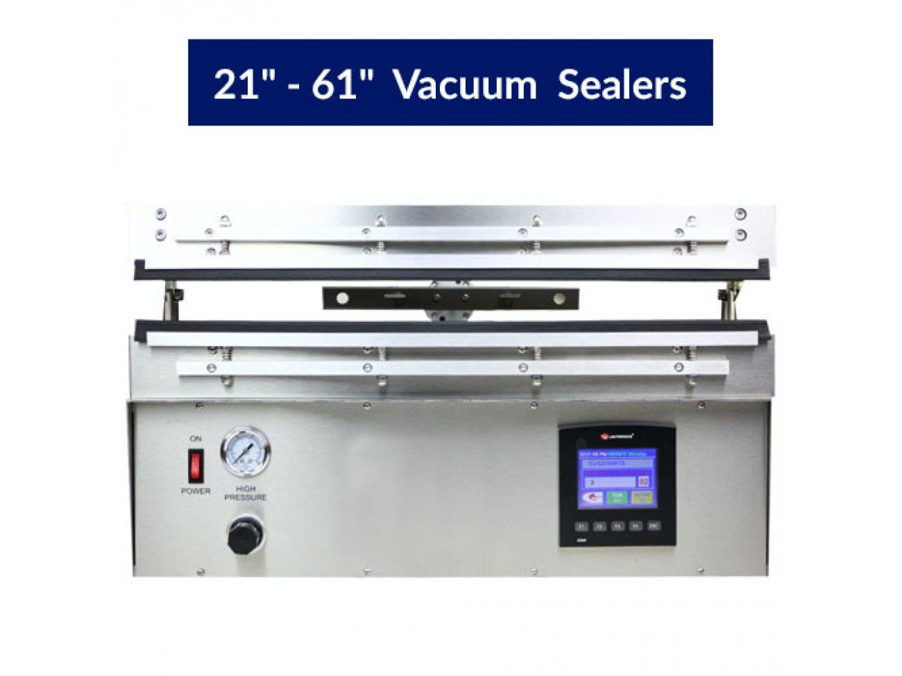 GVS Workhorse Nozzle Vacuum Sealer Vacuum packaging machine sold by Sealer Sales