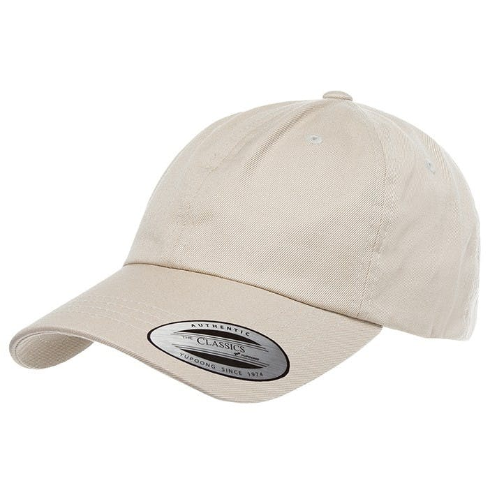 eba753f6f43 ... Yupoong Classic Dad Cap (Embroidery). focused product. Sold by Perfect  Promotions logo