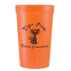 16 Oz. Stadium Cup Plastic cup sold by Distrimatics, USA