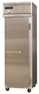 Continental Reach In Refrigerator (20 cu ft) Commercial refrigerator sold by pizzaovens.com