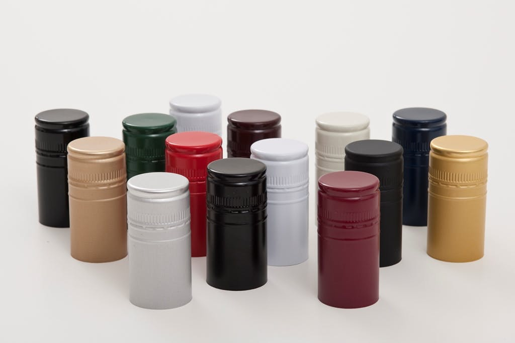 Screw Cap Closures Bottle capsule sold by Brick Packaging