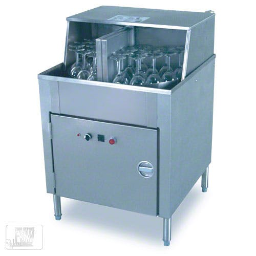 American Dish Service - ASQ 720 Glass/Hr Super Q Glasswasher Commercial dishwasher sold by Food Service Warehouse