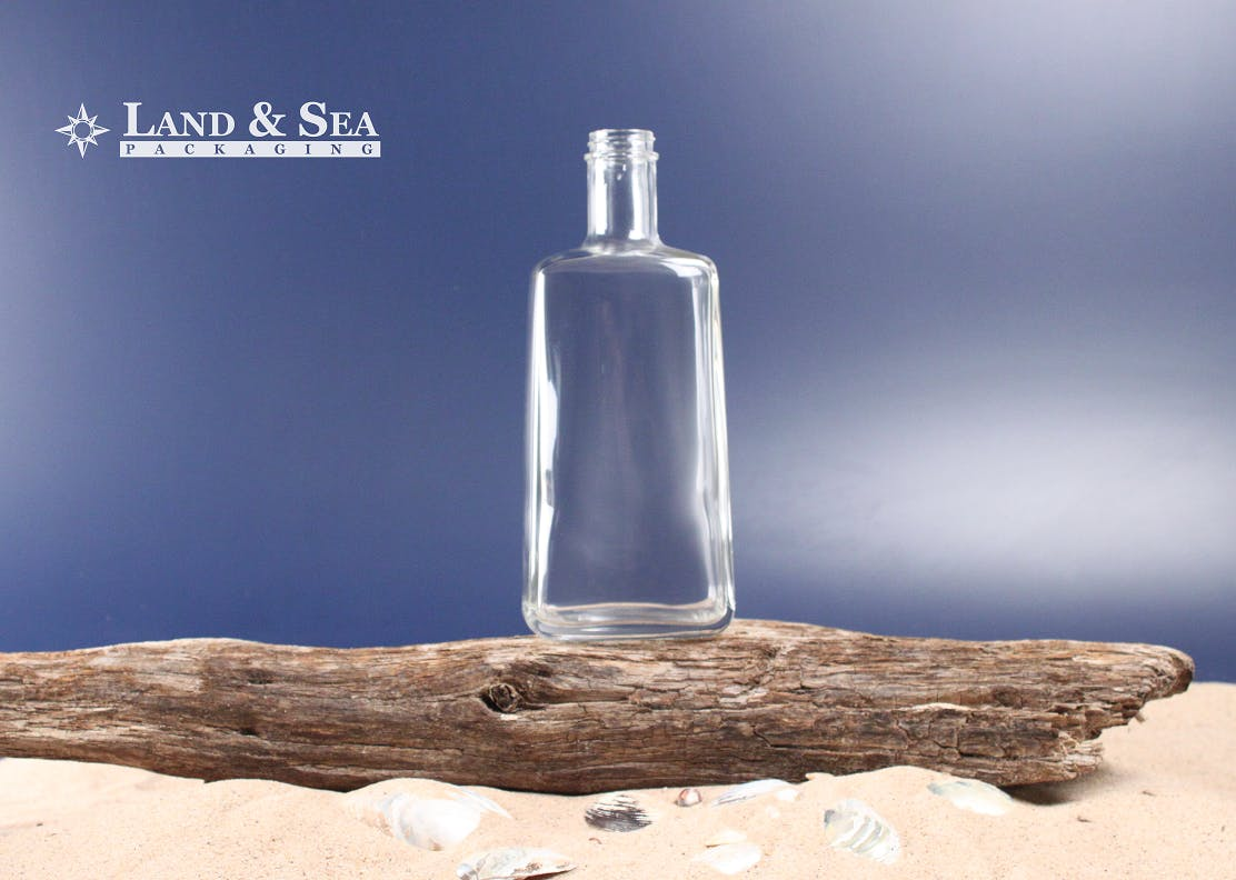 Tsar Spirit Bottle Liquor bottle sold by Land & Sea Packaging