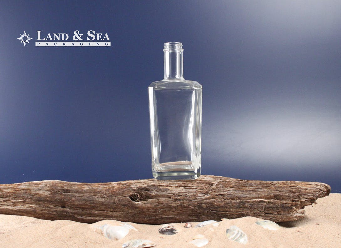 Empire Spirit Bottle Liquor bottle sold by Land & Sea Packaging