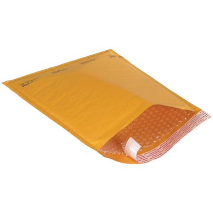 Kraft Self-Seal Bubble Mailers  Kraft packaging sold by Ameripak, Inc.