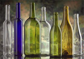 Various Stock & Specialty Wine Bottles Wine bottle sold by Kaufman Container Company