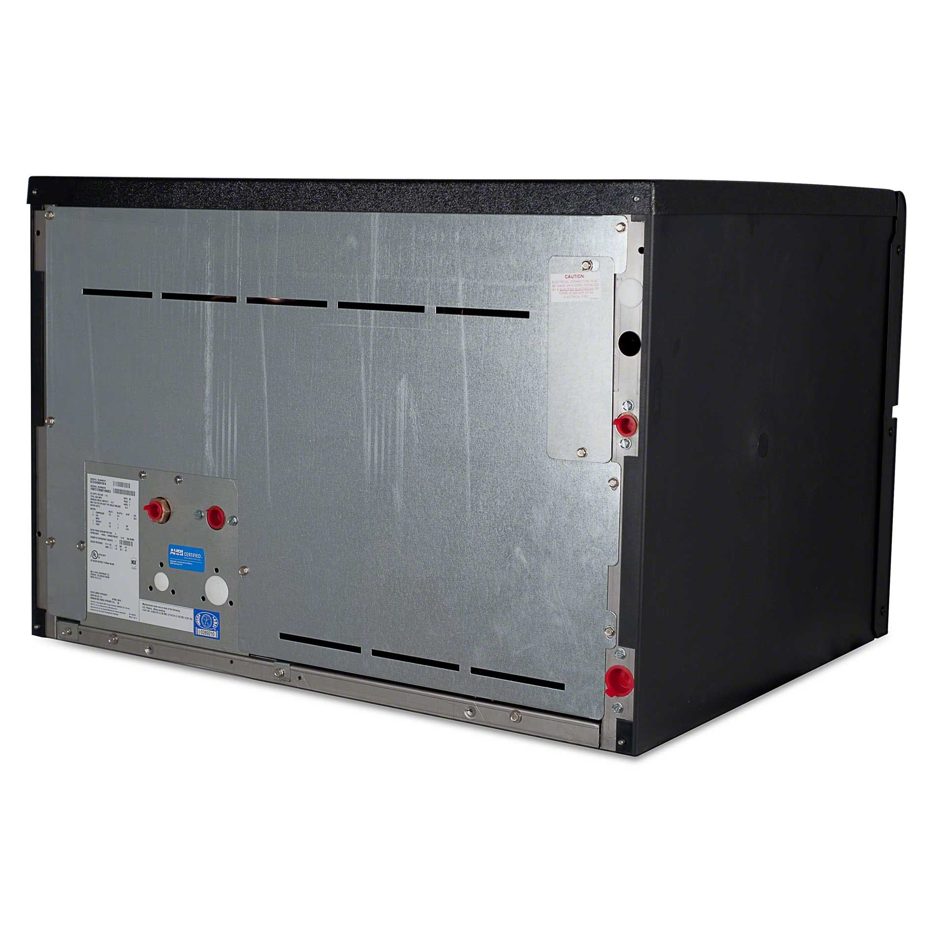 Ice-O-Matic - ICE0400HW 496 lb Half Cube Ice Machine Ice machine sold by Food Service Warehouse