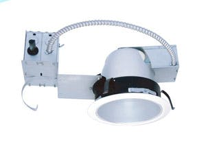 "8"" HID Horizontal Remodel Recessed Light, Frame-in kit 120V/277V - sold by RelightDepot.com"