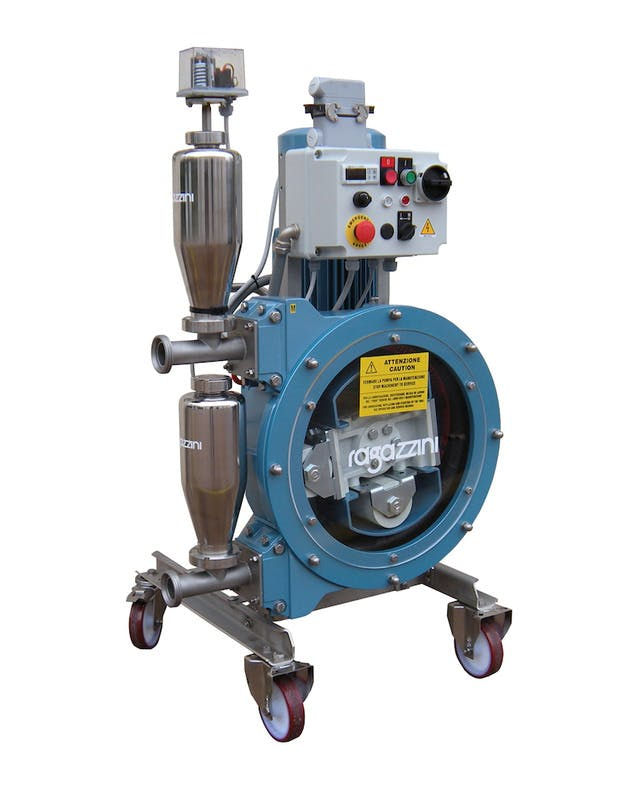 Ragazzini MS Series Peristaltic Pumps Wine pump sold by The Compleat Winemaker