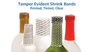 Tamper Evident Bands - sold by Flexaco