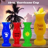 Hurricane Cup Plastic cup sold by 1 Custom Promotions