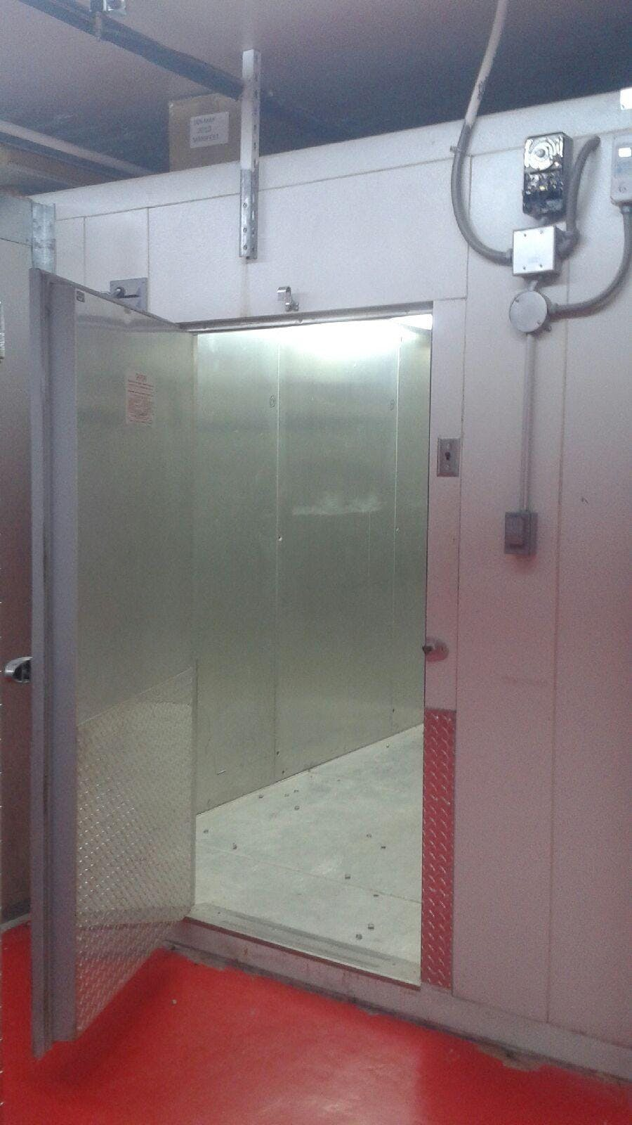 Combo freezer, walk in freezer, reach in freezer Walk in freezer sold by Northcold Restaurant Equipment