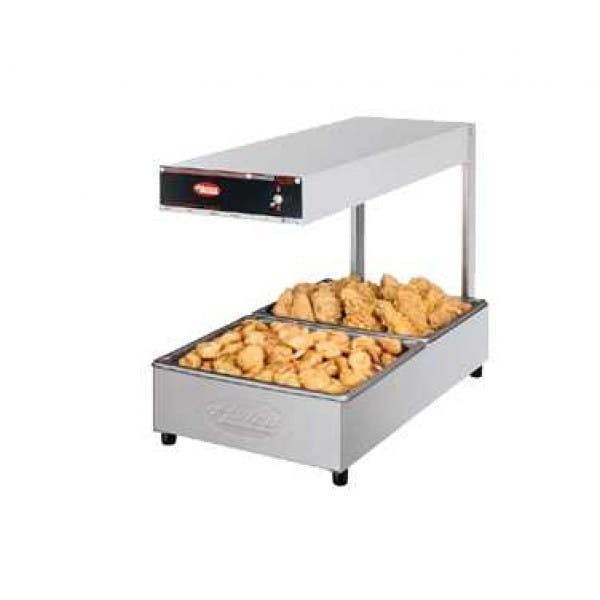 (QUICK SHIP MODEL) Glo-Ray® Display Food Warmer