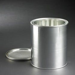 # 15989 Metal tins sold by Inmark Packaging