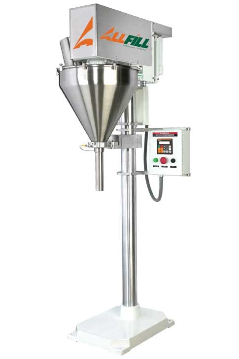 Model B-350e Auger filler sold by All-Fill