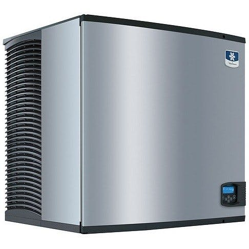 "Manitowoc ID-1202A Indigo Series 30"" Air Cooled Full Size Cube Ice Machine - 1100 lb. Ice machine sold by WebstaurantStore"