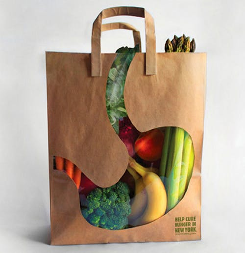 Brown Paper Shopping Bags - sold by ARROW PAPER CO