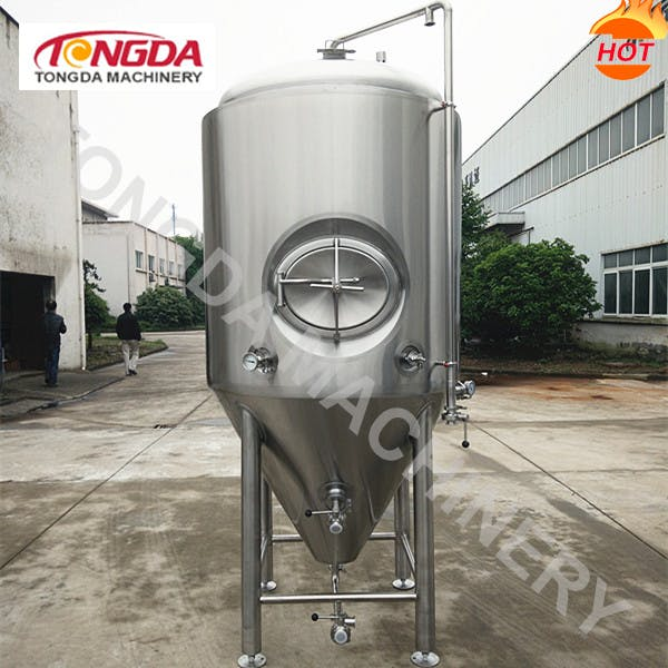 10BBL Unitank Fermenter sold by TD Machinery Co., Ltd.