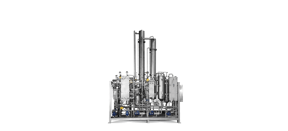 SigmaTec Distillation still sold by API Heat Transfer