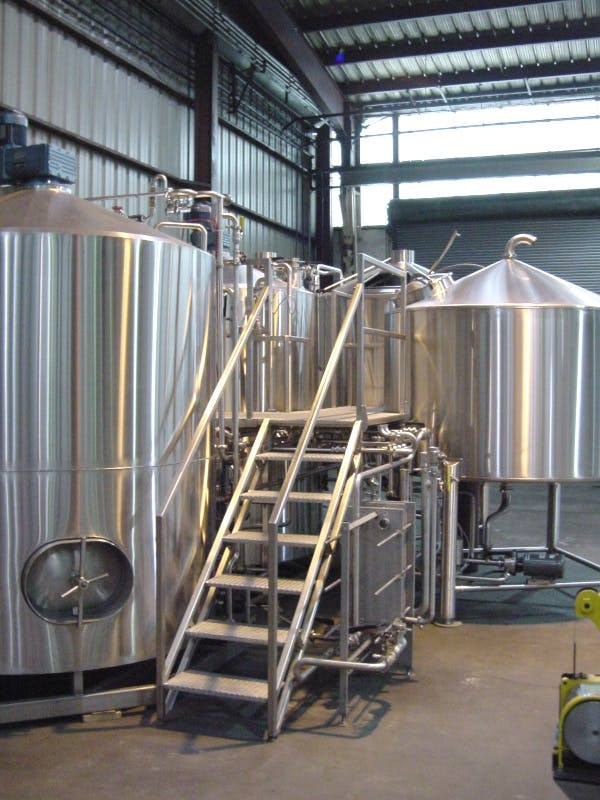 20BBL Brewhouse System Brewhouse sold by Global Stainless Systems Inc.