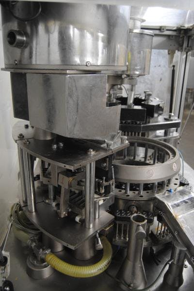 PAM Pharmaceutical model AF-90T Capsule Filler - sold by Union Standard Equipment Co
