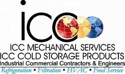 Custom-Built Walk-In Coolers and Associated Refrigeration Systems Walk in cooler sold by ICC Cold Storage Products