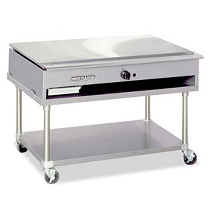 "American Range ARTY-60 - Japanese Style Griddle - 60"" Wide Griddle sold by Prima Supply"