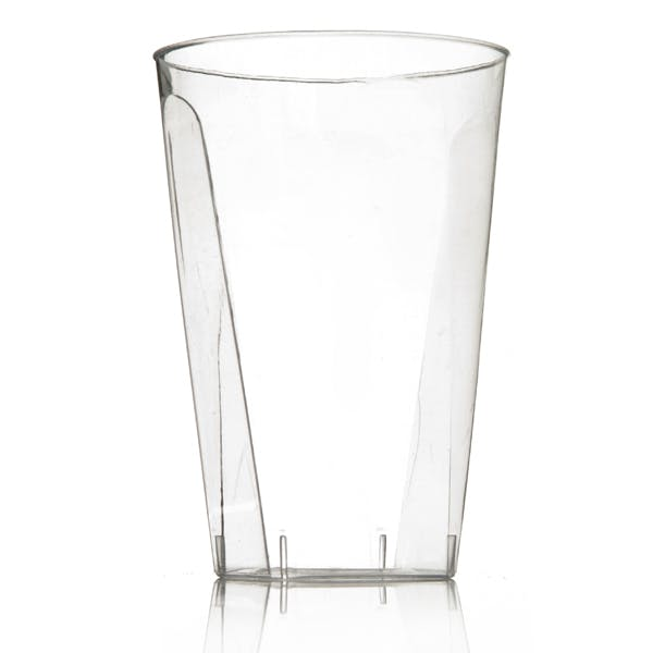 Plastic Square Tumblers Disposable cup sold by www.blueskyny.com