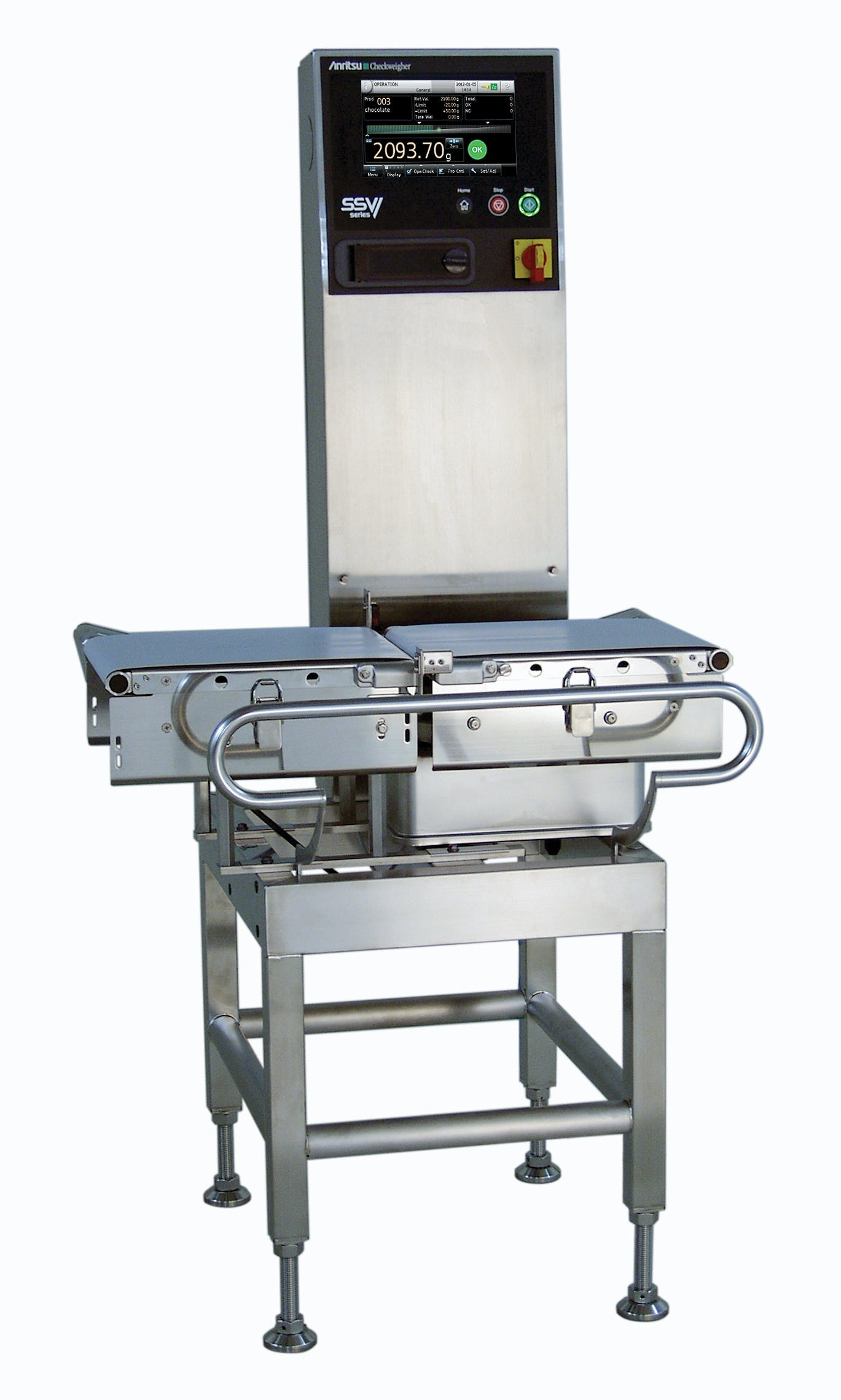 Anritsu Inspection  - Checkweighers - sold by Package Devices LLC
