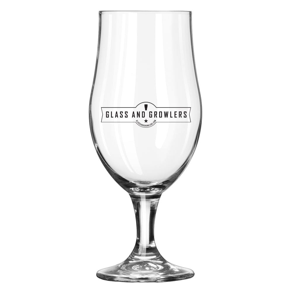 920284 Munique Footed Beer Glass 16.5 Oz Beer glass sold by Glass and Growlers