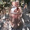 Copper Cobbler Shakers - Copper mug sold by Hammered Mules