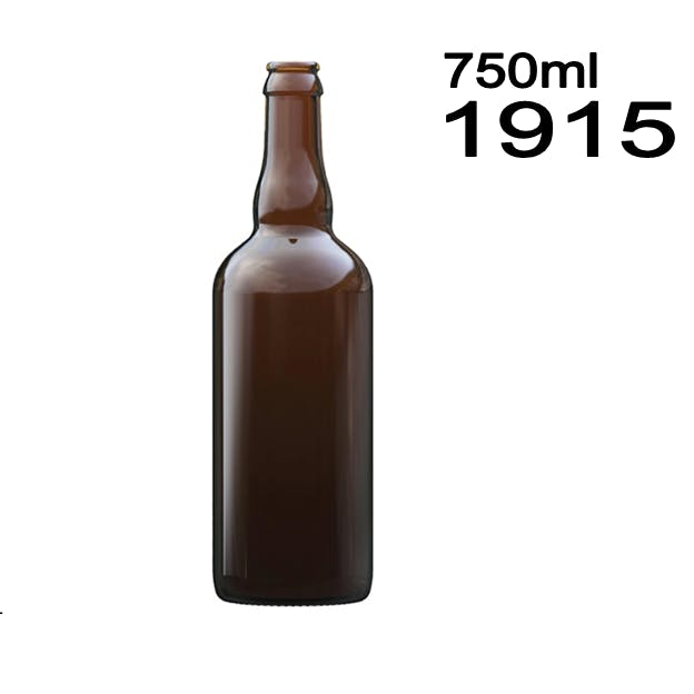 #1915 Belgian Beer Bottle Beer bottle sold by Wholesale Bottles USA