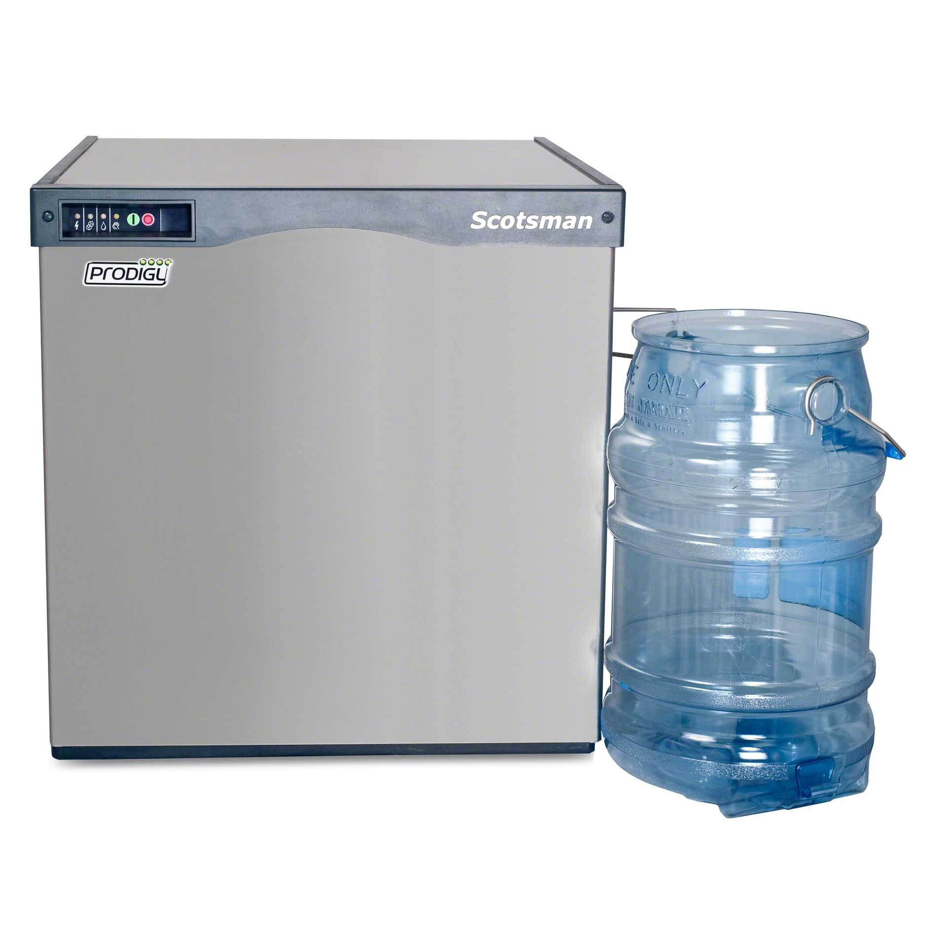 Scotsman - C0522SR-1A 517 lb Half Size Cube Ice Machine - Prodigy Series Ice machine sold by Food Service Warehouse