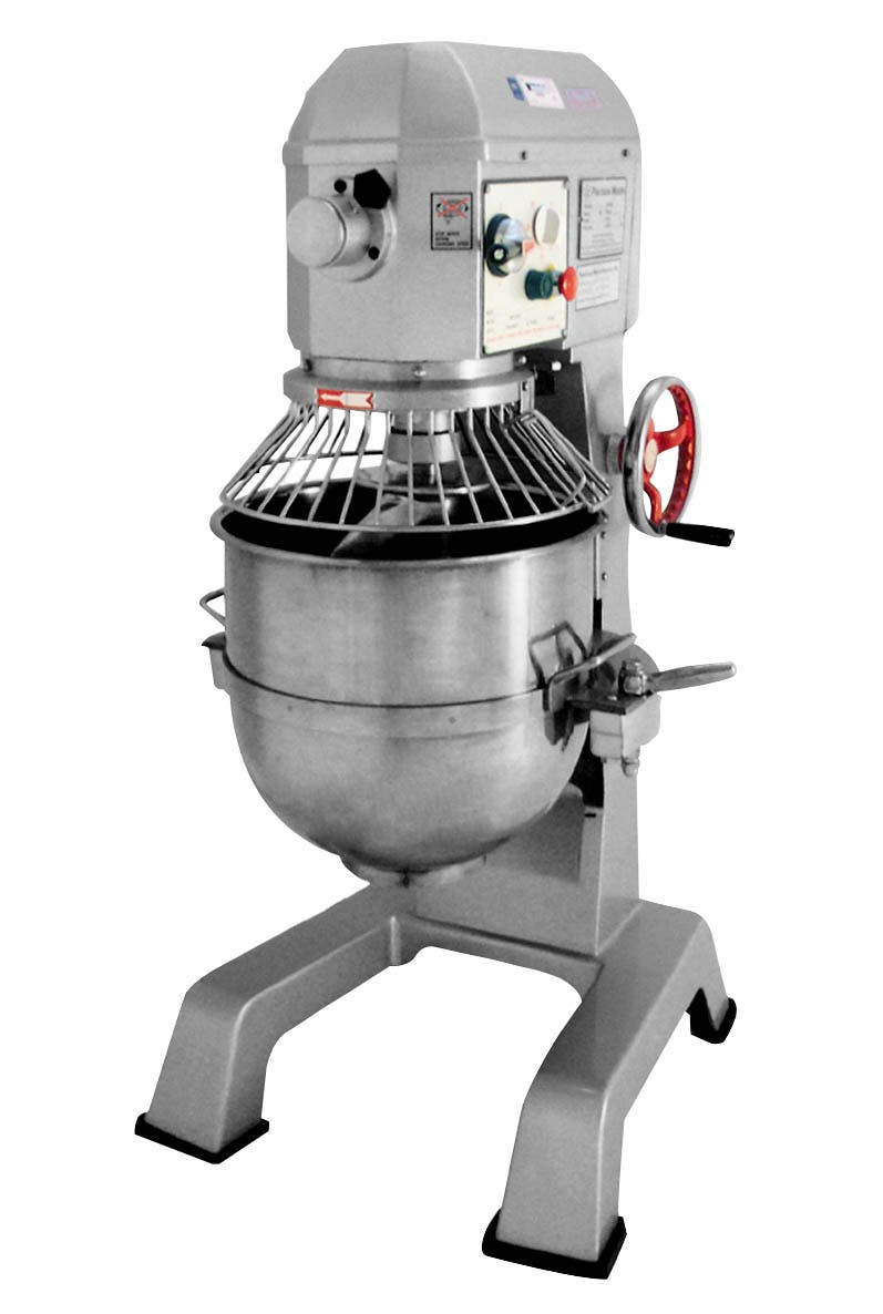HUB-50 Mixer sold by Precision North America Food Machinery
