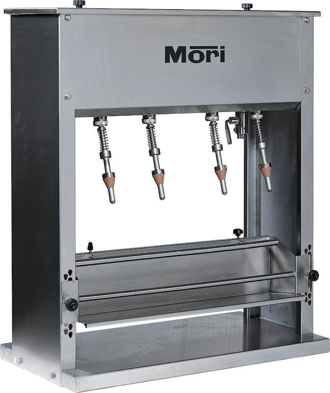 Mori 4 and 6-spout Fillers