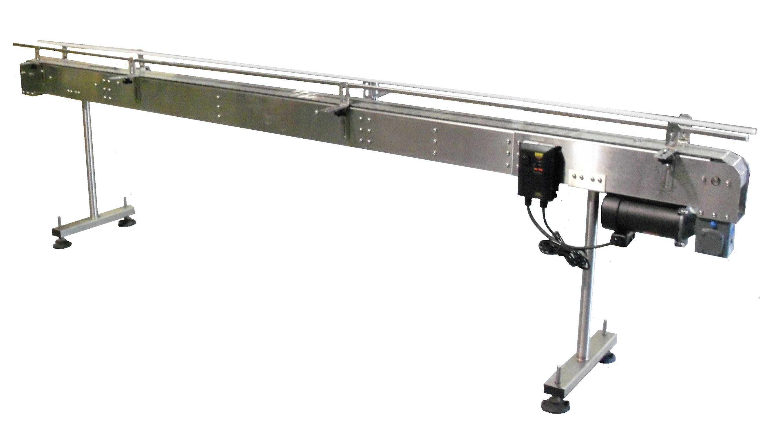 Power Conveyor Systems Conveyor sold by Liquid Packaging Solutions
