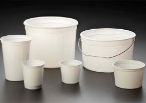 Dairy Tubs Pail sold by Kaufman Container Company