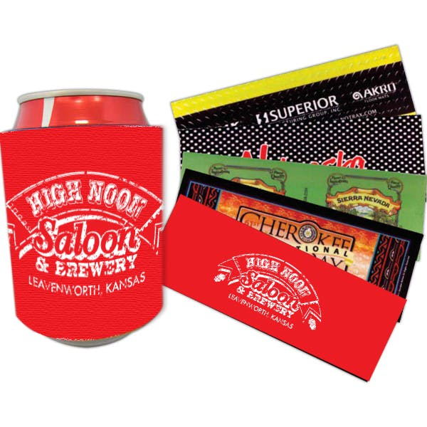 Slap, Wrap and Go! Koozie sold by MicrobrewMarketing.com
