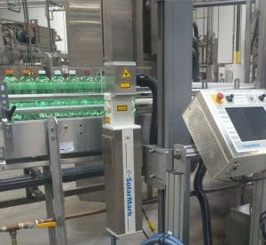 ESolarMark Light Laser coder sold by MSM Packaging Solutions